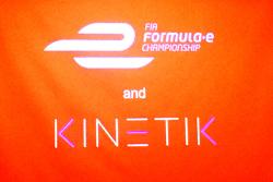 Formula E与Kinetic宣布将成立一个新的系列赛——无人驾驶电动车ROBORACE系列赛