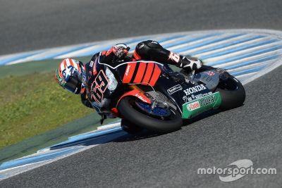 Tests in Jerez 2, November
