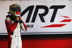 Alfonso Celis Jr., ART Grand Prix