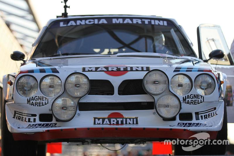 Historischer Lancia