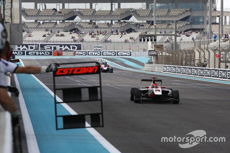 GP3 2015 – Абу-Даби, первая гонка