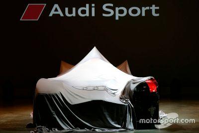2016 Audi R18 lancering