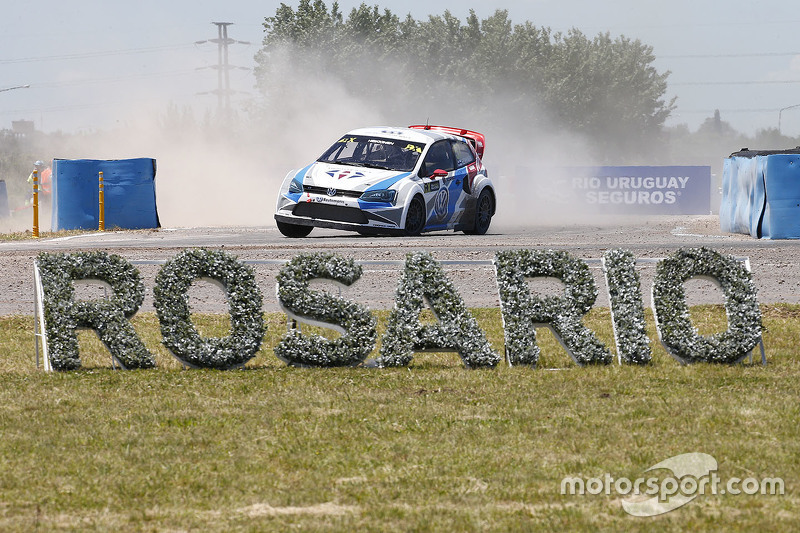 Toomas Heikkinen, Marklund Motorsport, Volkswagen Polo