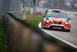 Vitantonio Liuzzi and Florean Fulvio, Ford Focus