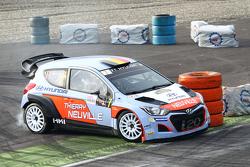 Thierry Neuville ve Julien Vial, Hyundai i20