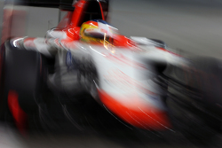 Roberto Merhi, Manor Marussia F1 Team