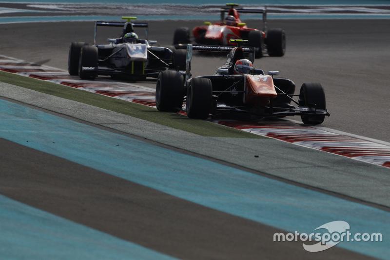 Лука Гніотто, Trident лідирує  Джіммі Еріксон, Koiranen GP