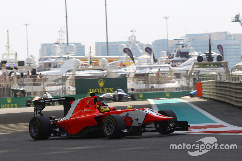 Race 2, Emil Bernstorff, Arden International