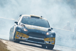 Riccardo de Bellis e David Castiglioni, Ford Fiesta
