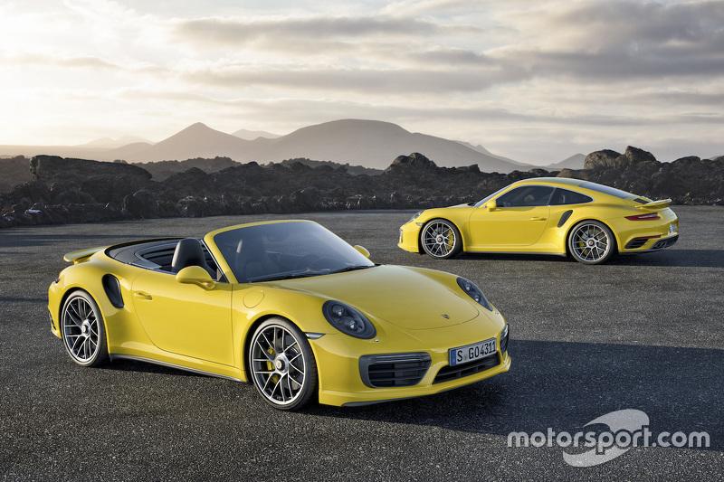 Der neue Porsche 911 Turbo S
