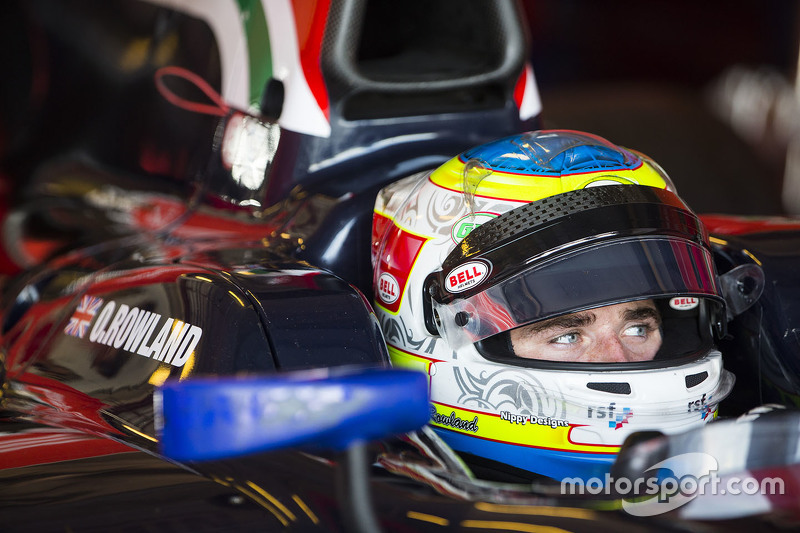 Олівер Роуланд , Prema Racing