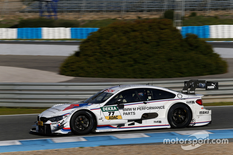 George Russell, BMW M4 DTM