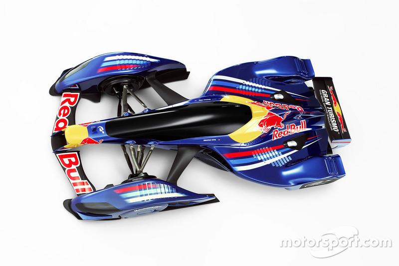 Designstudie von Red Bull