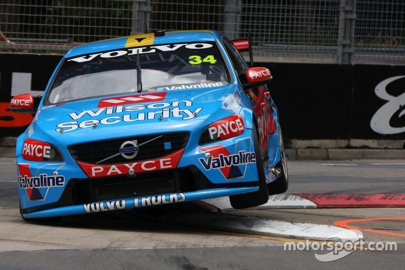 David Wall, Garry Rogers Motorsports, Volvo