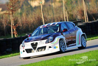 Alfa Romeo November testing