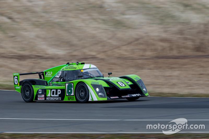 #6 CLP Motorsports Elan/NASA NP01