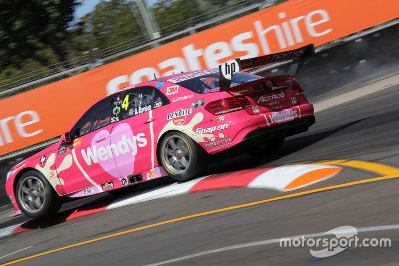 Alex Davison, Erebus Motorsport, Mercedes