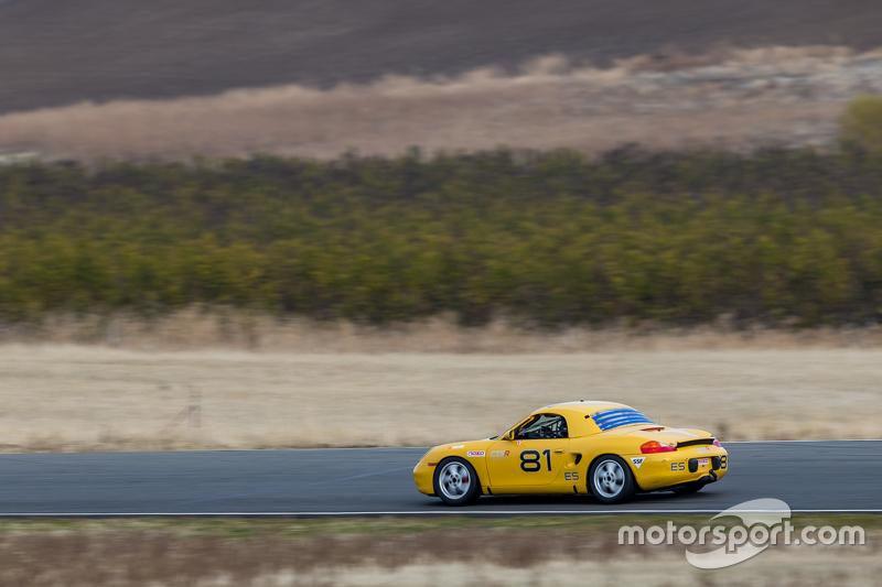 #81 Cervelli Technical Service Porsche Boxster