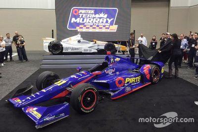 Matthew Brabham beim Indy 500