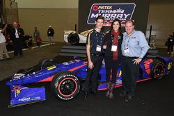 Matt Brabham, Taya Kyle and Brett Murray