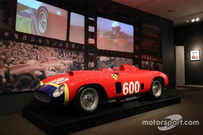 Subasta del Ferrari de Juan Manuel Fangio