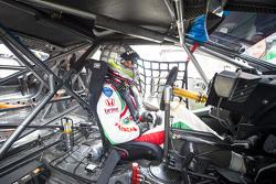 Габриэле Тарквини, Honda Civic WTCC, Honda Racing Team JAS