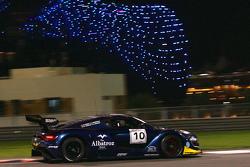 السيارة رقم 10 فريق فيرشور رينو آر إس01: سيزار راموس، فيليبي باريروس، جان-بيير لوكو