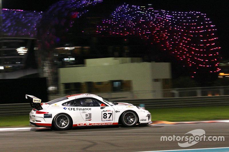 #87 GDL Racing Porsche 991: Rémi Terrail, Маріо Кордоні