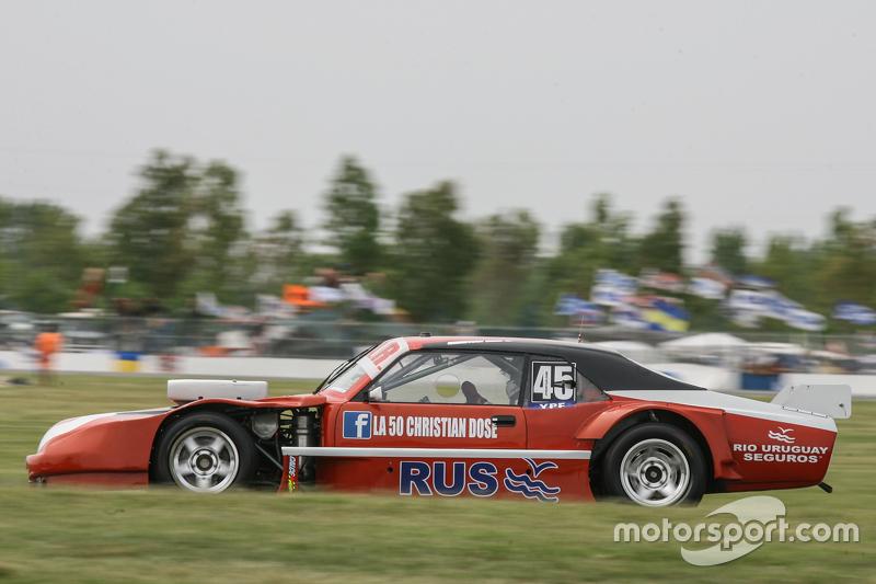 Крістіан Доуз, Dose Competicion Chevrolet