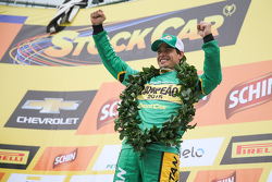 Marcos Gomes, 2015 Brazilian V8 Stock Car Champion
