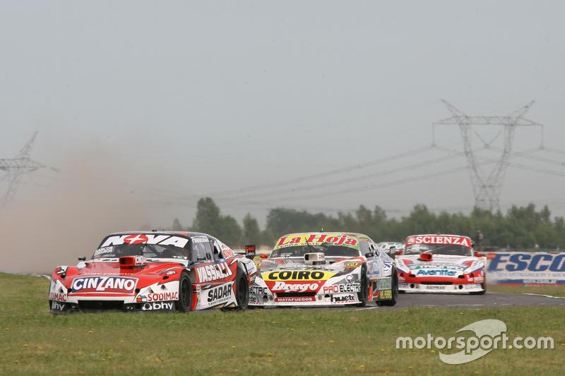 Матіас Россі, Donto Racing Chevrolet, Серхіо Ало, Coiro Dole Racing Chevrolet, Матіас Халаф, Catalan