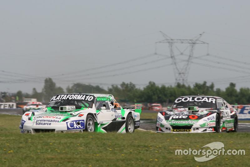 Santiago Mangoni, Laboritto Jrs Torino, Gaston Mazzacane, Coiro Dole Racing Chevrolet