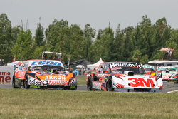 Guillermo Ortelli, JP Racing Chevrolet, Mariano Werner, Werner Competicion Ford