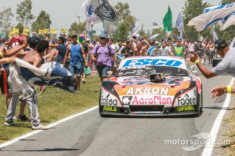 #9: Guillermo Ortelli, argentinische Tourenwagen