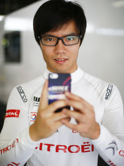Ma Qing Hua, Citroën World Touring Car team