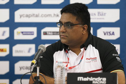 Dilbagh Gill, Team Principal of Mahindra Racing