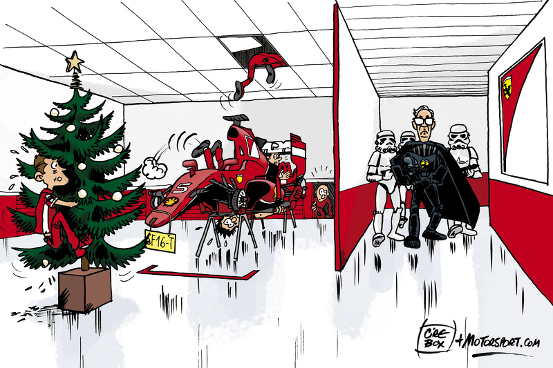 "Quand Marchionne ""terrifie"" Ferrari"