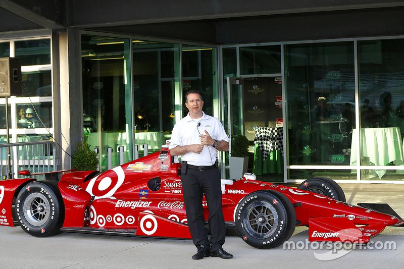Chris Berube, Chevrolet IndyCar Program Manager