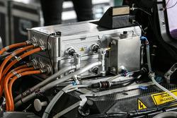 Un moteur de Formule E
