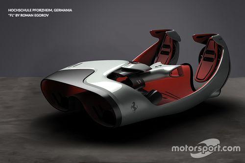 Ferrari Top Design School Challenge