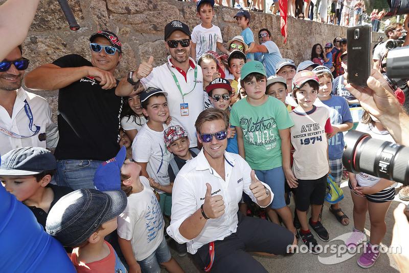 Stefano D'Aste, Münnich Motorsport, Tiago Monteiro, Honda Racing Team JAS, Tom Chilton, ROAL Motorsport
