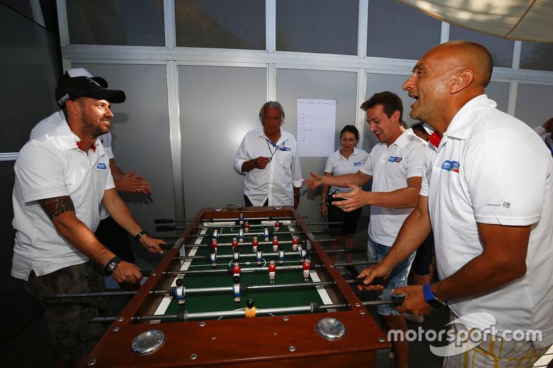 Gabriele Tarquini, Honda Racing Team JAS