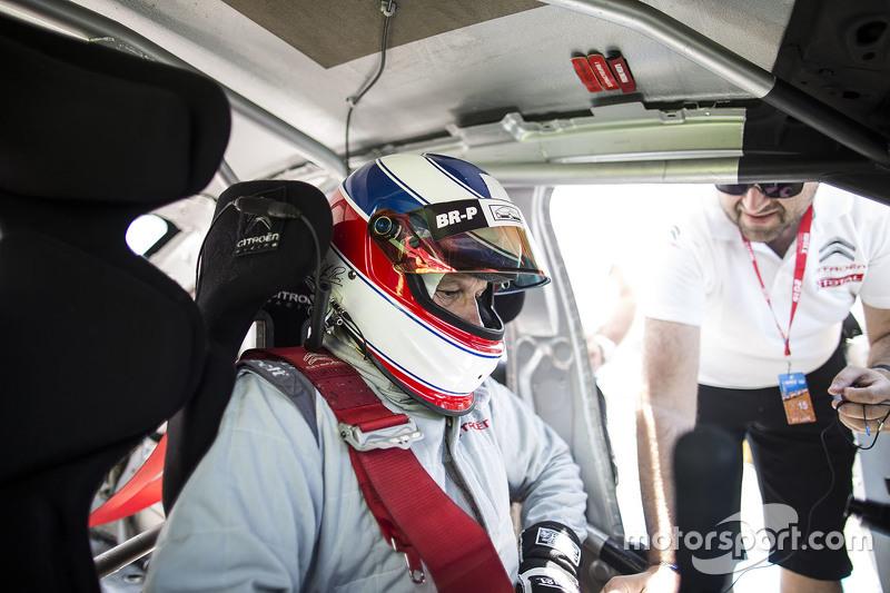 Olivier Panis, Citroën C-Elysee WTCC, Citroën World Touring Car team