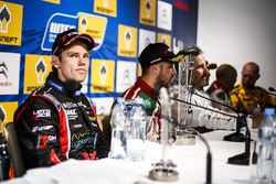 Press conference: Tom Chilton, Chevrolet RML Cruze TC1, ROAL Motorsport