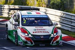 Gabriele Tarquini, Honda Civic WTCC, Honda Racing Team JAS
