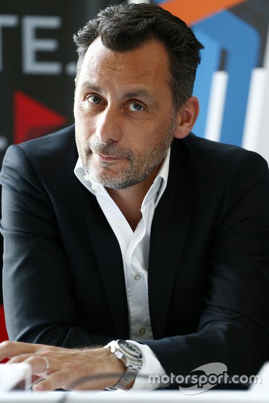 Press conference: François Ribeiro, Eurosport Events Motorsport Director