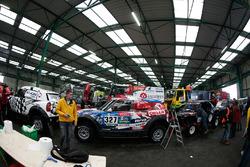 Vehicle preparations