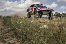 Стефан Петерансель и Жан-Поль Котре, #302 Peugeot