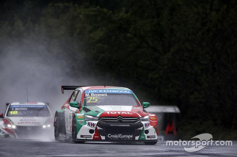 Мехді Беннані, Citroën C-Elysee WTCC, Себастьєн Леб Racing