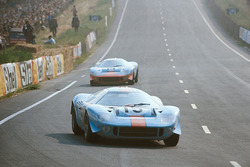 John Wyer Automotive Engineering / Viscount Downe Downe 15 Mirage M1 (Ford GT40 ligero)